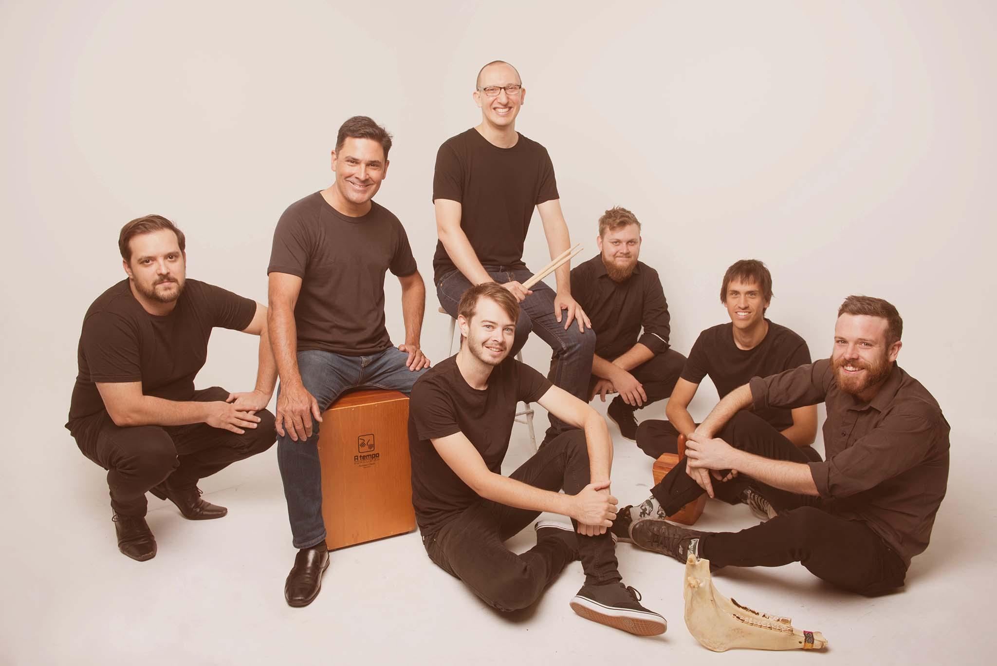 Daniel Susnjar's Afro-Peruvian Jazz Group