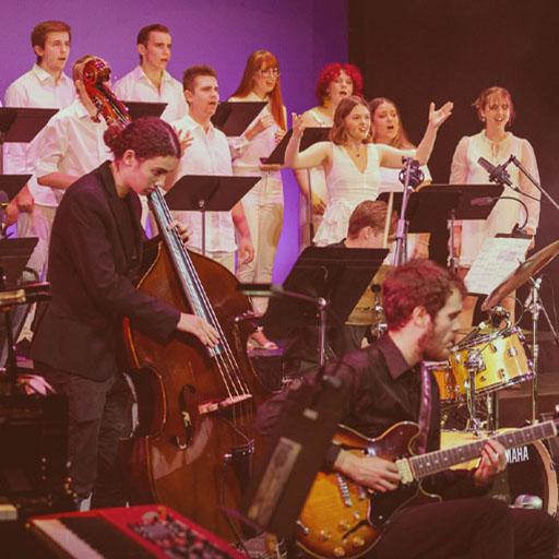 WAAPA Ensembles Present Grand Designs- Jazz and the World Part II